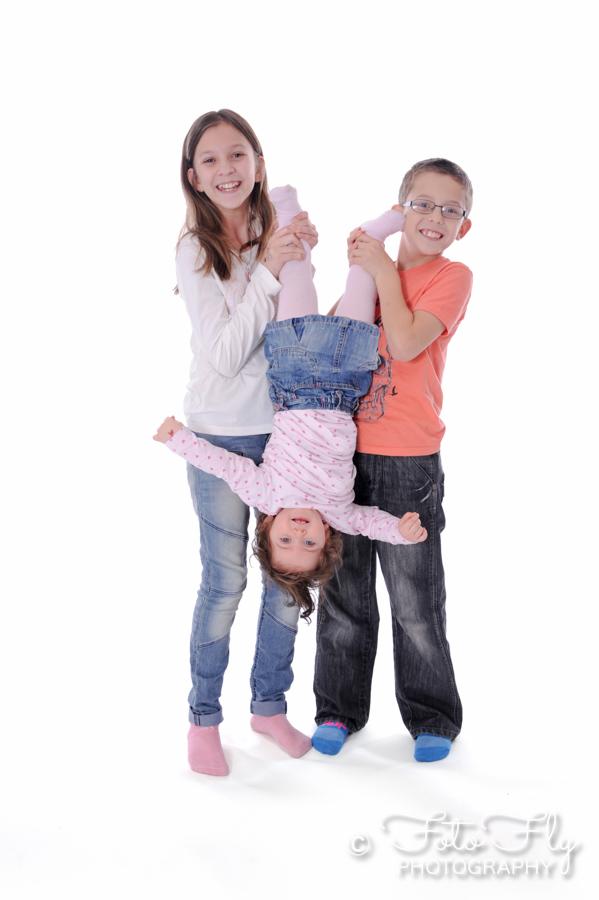 Fun family shoot