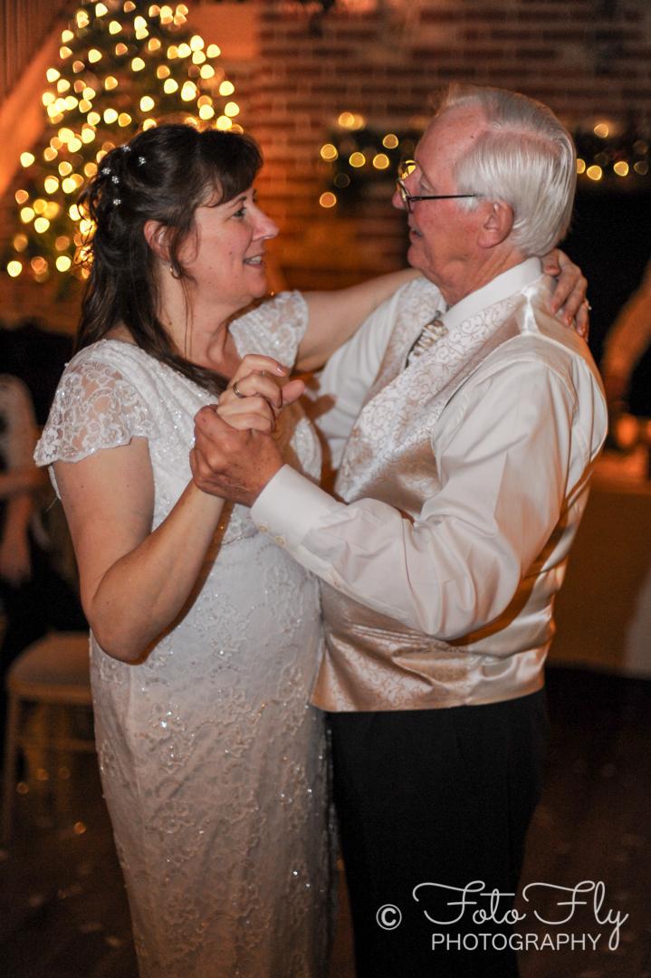 Caroline and Tim