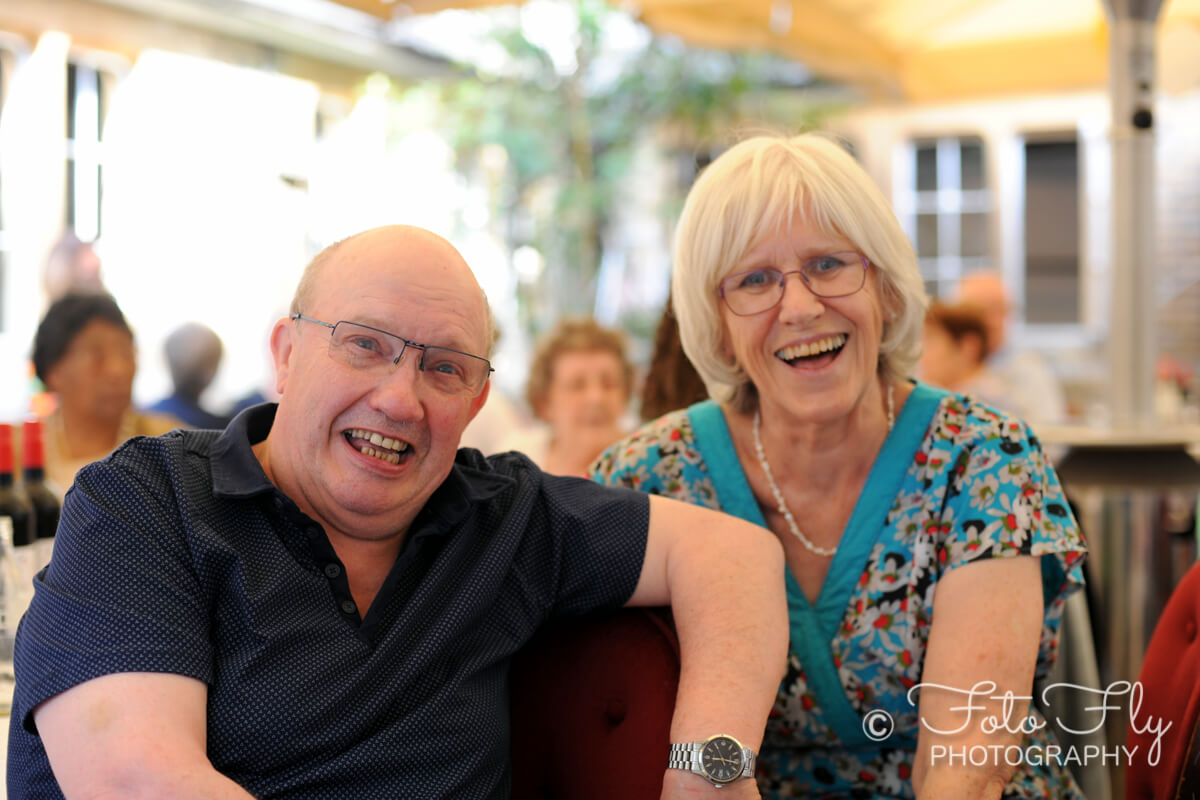 Gill and Dave's 70th birthday