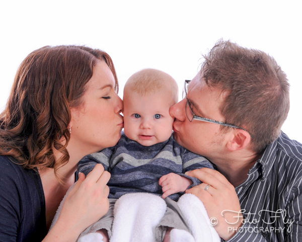 Laura and Jonathon's family shoot