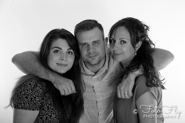 The Tomes family shoot
